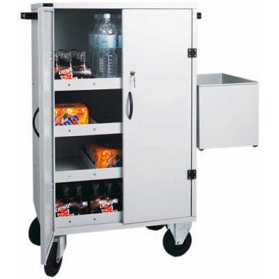 Carucior aprovizionare minibar, 800x500x1180mm
