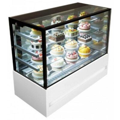 Vitrina frigorifica pentru cofetarie/patiserie, 1505x740x1305mm