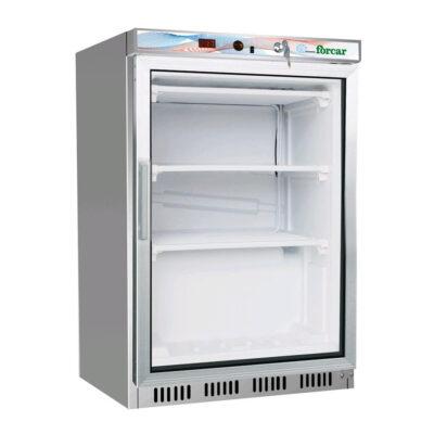 Mini congelator din inox, 130 litri