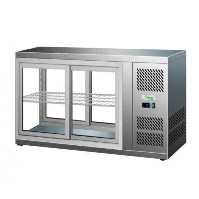 Vitrina frigorifica pentru cofetarie/patiserie, 1110x515x555mm