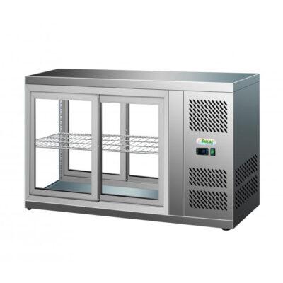Vitrina frigorifica pentru cofetarie/patiserie, 910x515x555mm