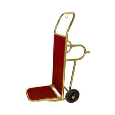 Carucior bagaje cu 2 roti si suport, 560x830x1230mm