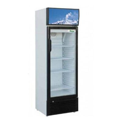 Vitrina frigorifica verticala, 244 litri