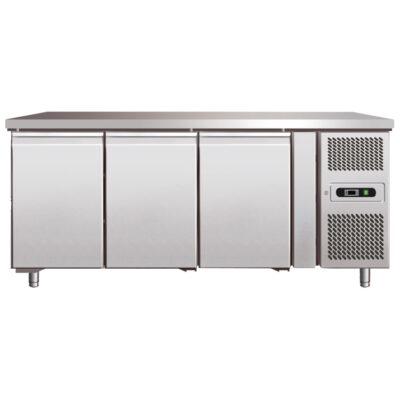 Masa frigorifica cu 3 usi, 1795x600x850mm
