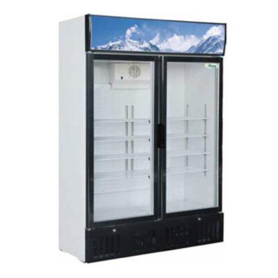 Vitrina frigorifica verticala, 620 litri