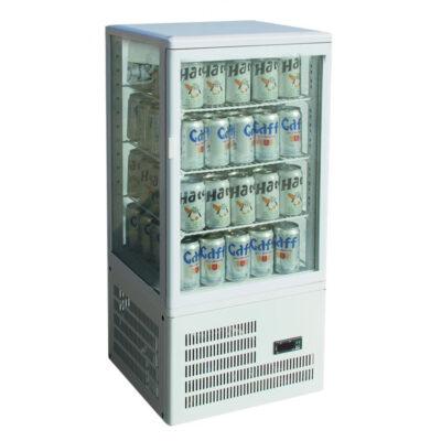 Vitrina frigorifica, 58 litri