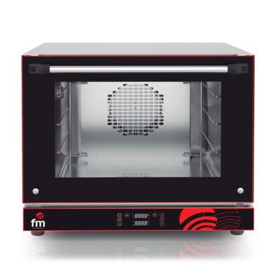 Cuptor electric digital pentru patiserie si panificatie Seria M, 4 tavi