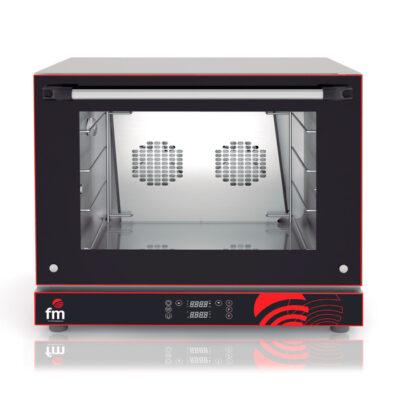 Cuptor electric digital pentru patiserie si panificatie Seria M, 4 tavi 480x340mm
