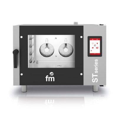 Cuptor electric digital pentru patiserie si panificatie Seria ST, 4 tavi