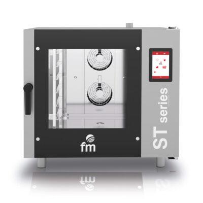 Cuptor electric digital pentru patiserie si panificatie Seria ST, 6 tavi