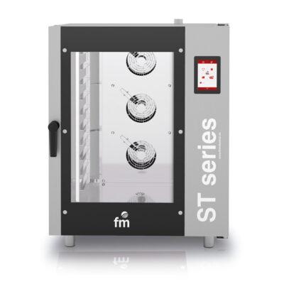 Cuptor electric digital pentru patiserie si panificatie Seria ST, 10 tavi