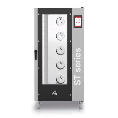 Cuptor electric digital pentru patiserie si panificatie Seria ST, 16 tavi