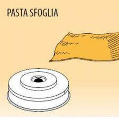Matrita pentru foi lasagna, MPF2.5N