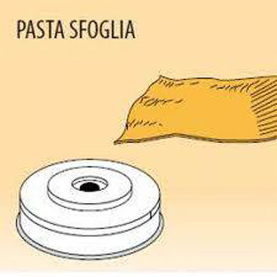 Matrita pentru foi lasagna, MPF4N