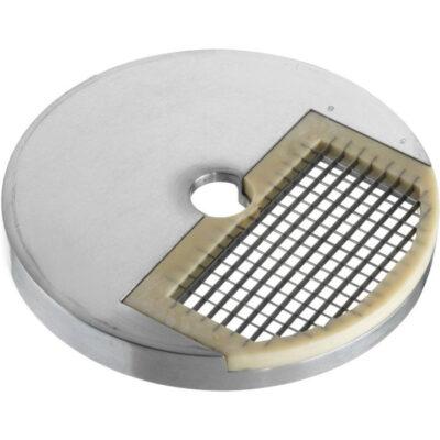 Disc pentru taiat mozzarella in cuburi, 10x10x5mm