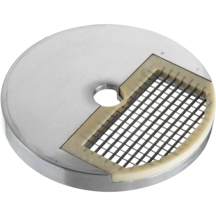 Disc pentru taiat mozzarella in cuburi, 20x20x8mm