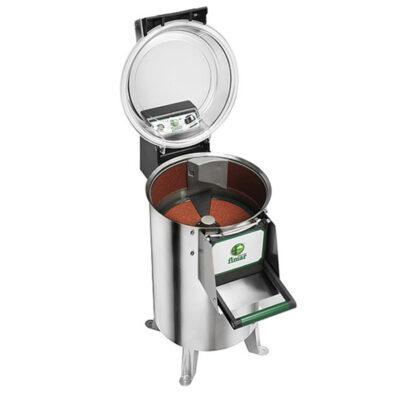 Masina de curatat cartofi, 10kg 400V