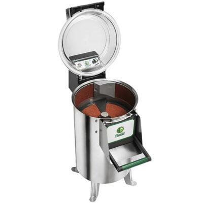 Masina de curatat cartofi cu laterale abrazive, 10kg