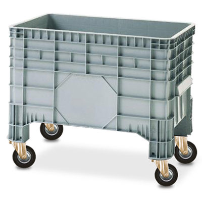 Carucior pentru transport gheata, 285 litri