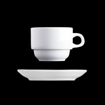 Farfurie pentru ceasca cafea 12cm BASIC