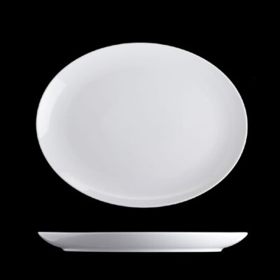 Platou oval 20cm BASIC