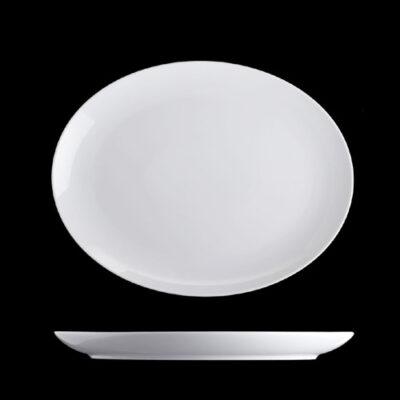 Platou oval 28cm BASIC