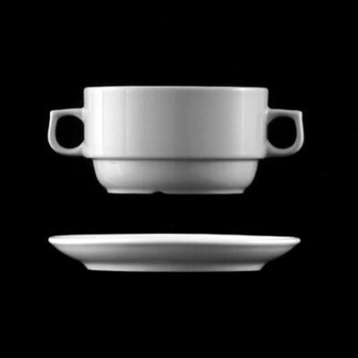 Farfurie pentru bol supa 16.9cm PRAGA