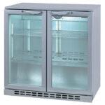Vitrina frigorifica cu 2 usi 208 litri 1