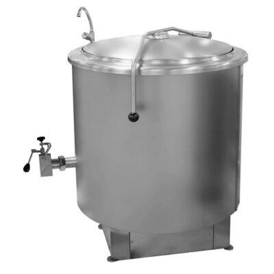 Marmita incalzita cu abur 280 litri