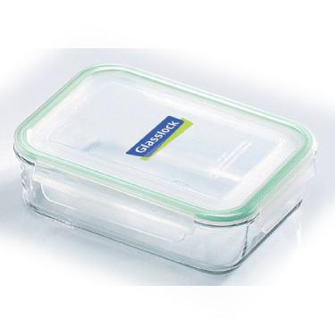 Caserola din sticla pentru alimente 1 litru