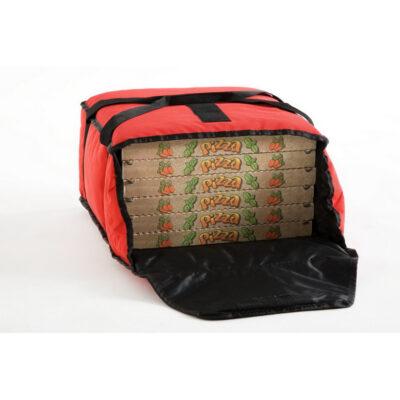 Geanta termoizolanta transport 5 pizze de 33cm