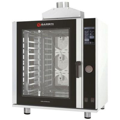 Cuptor pe gaz touch screen pentru patiserie SUPREME, 10 tavi 600x400mm
