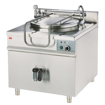 Marmita electrica, incalzire indirecta, 150 litri