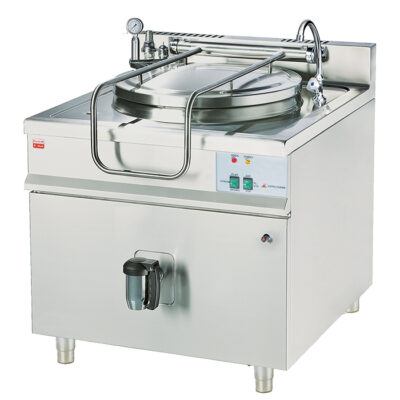 Marmita pe gaz, incalzire indirecta, 150 litri