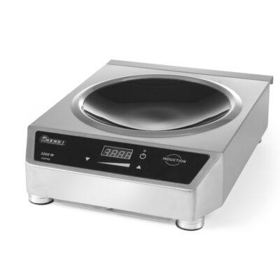Plita cu inductie tip wok, 340x450x120mm