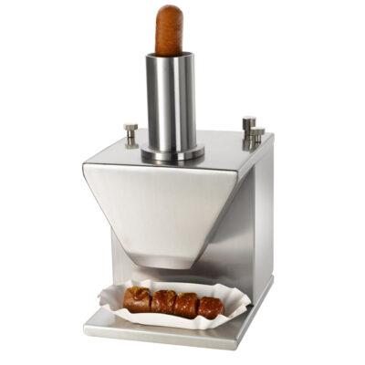 Taietor electric pentru carnati