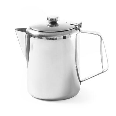 Ibric inox pentru ceai/cafea, 1 litru
