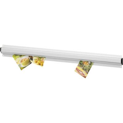 Suport cu bile pentru bonuri, 60cm, din aluminiu