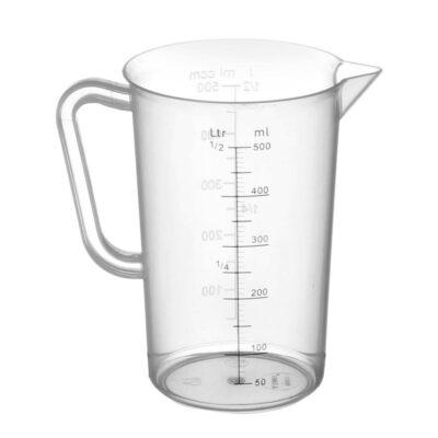 Cana gradata 0,5 litri