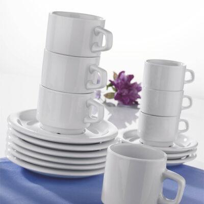 Farfurie pentru ceasca cafea sau capucino 12cm FRIG
