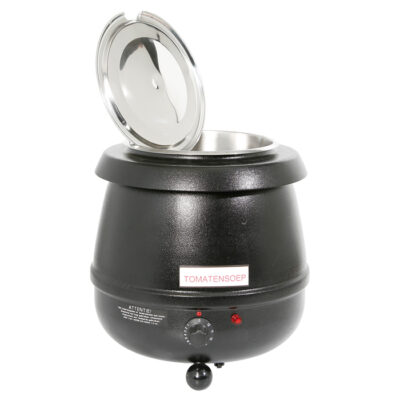 Supiera electrica din inox 8 litri