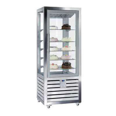 Vitrina congelare pentru gelaterie, 427 litri