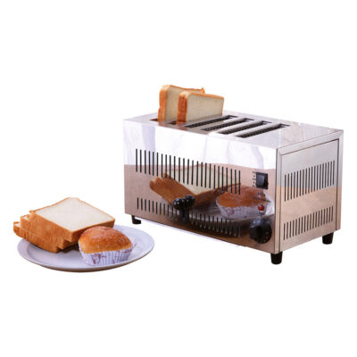 Toaster pop-up 2/4/6 felii