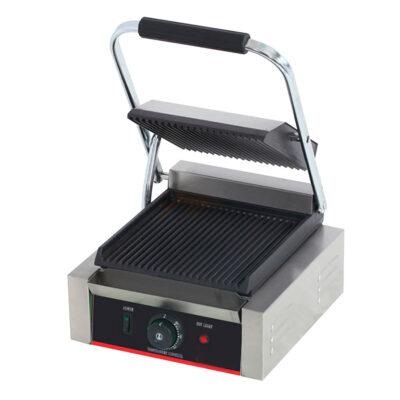 Toaster cu mecanism prin apasare pe placi striate, 305x370mm