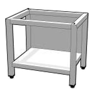 Suport deschis pentru cuptor, 770x580mm