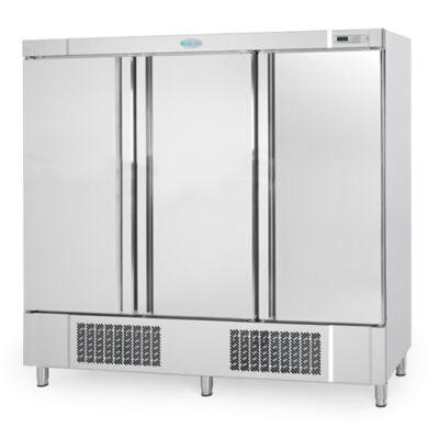 Dulap frigorific inox cu 3 usi, 1730 litri