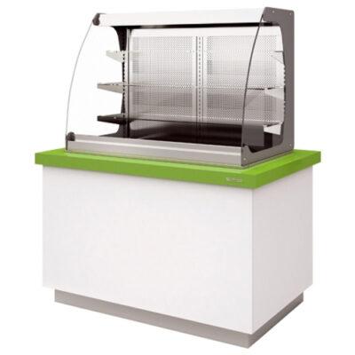 Vitrina frigorifica pentru cofetarie/patiserie, 1400mm