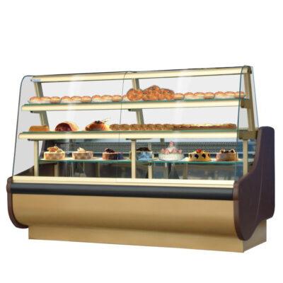 Vitrina frigorifica pentru cofetarie/patiserie BEATA 1895mm