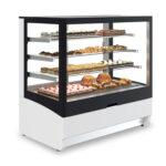 Vitrina frigorifica orizontala pentru cofetarie/patiserie INNOVA, 1000mm 1