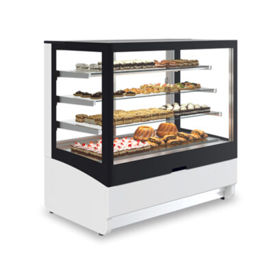 Vitrina frigorifica orizontala  pentru cofetarie/patiserie INNOVA, 1400mm